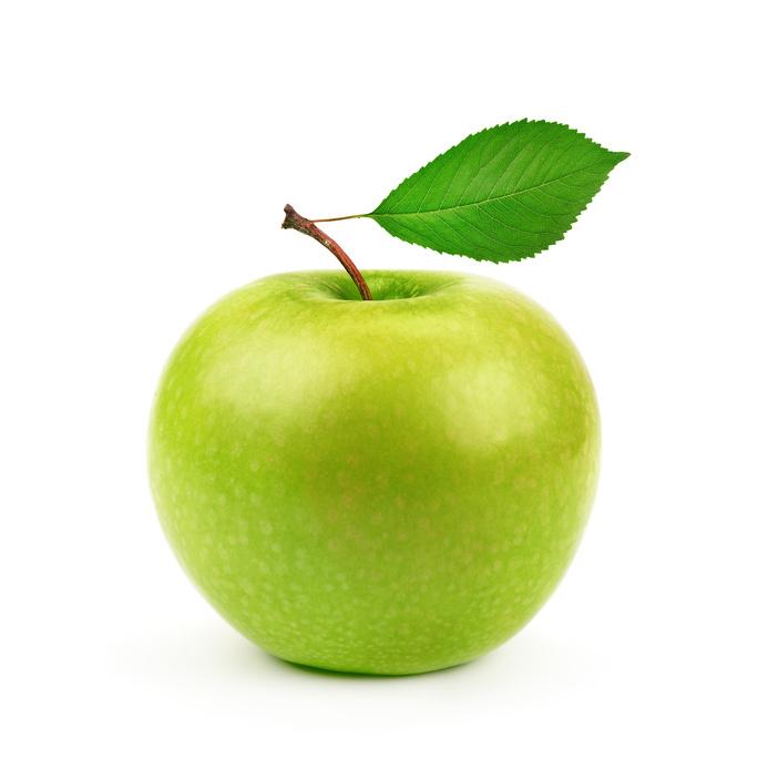 chequeo sano como una manzana
