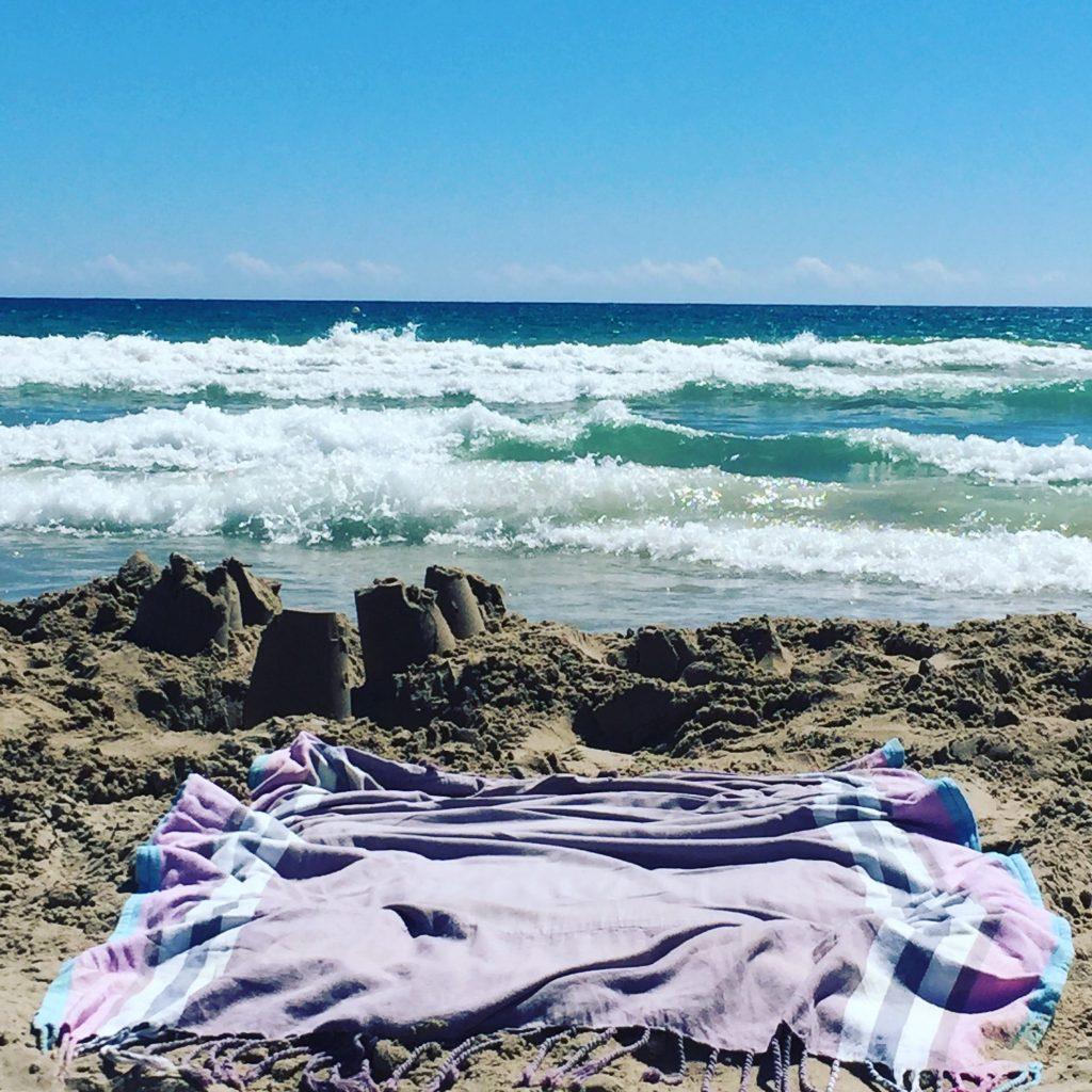 Recuerdos de niñez en la playa de San Juan, Alicante